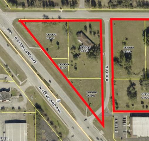 14710 N Cleveland Avenue, North Fort Myers, FL 33903 (#218069153) :: Caine Premier Properties