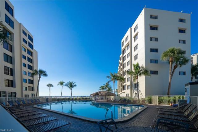 6662 Estero Blvd #409, Fort Myers Beach, FL 33931 (MLS #219002681) :: RE/MAX DREAM