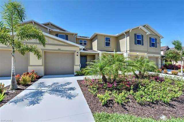 6390 Brant Bay Boulevard #106, North Fort Myers, FL 33917 (MLS #219042648) :: Clausen Properties, Inc.