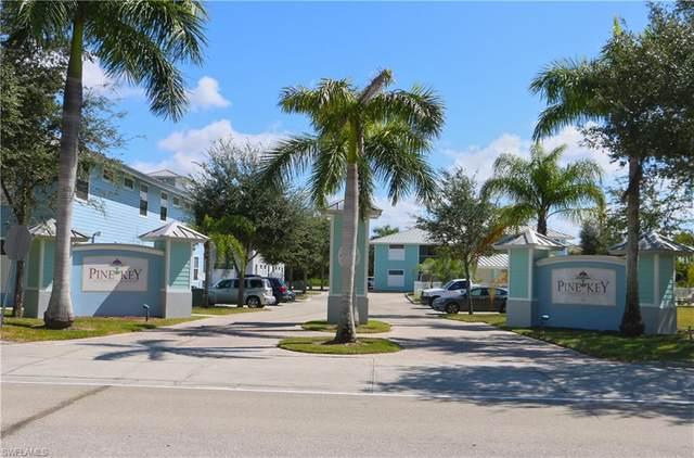 1085 Hancock Creek South Blvd #104, Cape Coral, FL 33909 (#219065810) :: The Dellatorè Real Estate Group