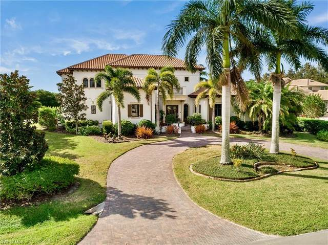 8581 Belle Meade Drive, Fort Myers, FL 33908 (#219068027) :: The Dellatorè Real Estate Group