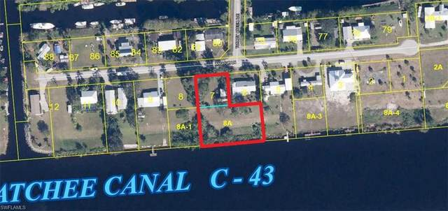1015 W Anchor Lane, Moore Haven, FL 33471 (#220003025) :: The Dellatorè Real Estate Group