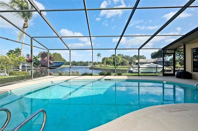 6738 Griffin Boulevard, Fort Myers, FL 33908 (#220004974) :: The Dellatorè Real Estate Group
