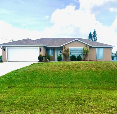 2217 NW 6th Terrace, Cape Coral, FL 33993 (#220005487) :: The Dellatorè Real Estate Group