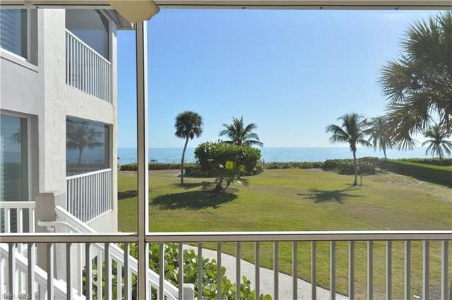2255 W Gulf Drive #101, Sanibel, FL 33957 (MLS #220009643) :: Kris Asquith's Diamond Coastal Group