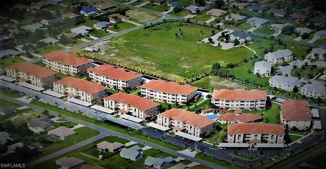 1101 Van Loon Commons Circle #204, Cape Coral, FL 33909 (#220022489) :: The Dellatorè Real Estate Group