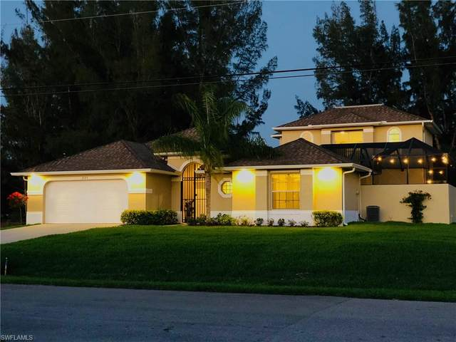 2723 SW 17th Pl, Cape Coral, FL 33914 (MLS #220022825) :: RE/MAX Realty Team
