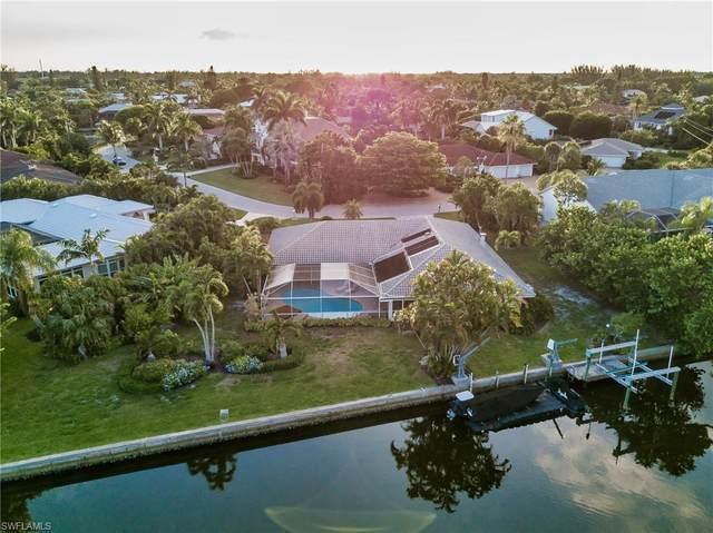930 Kings Crown Drive, Sanibel, FL 33957 (MLS #220023001) :: Realty World J. Pavich Real Estate