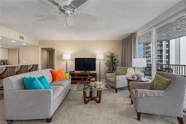 6620 Estero Boulevard #202, Fort Myers Beach, FL 33931 (MLS #220028527) :: #1 Real Estate Services