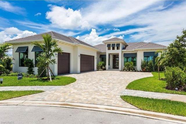 1704 Oakes Boulevard, Naples, FL 34119 (MLS #220029398) :: Realty World J. Pavich Real Estate