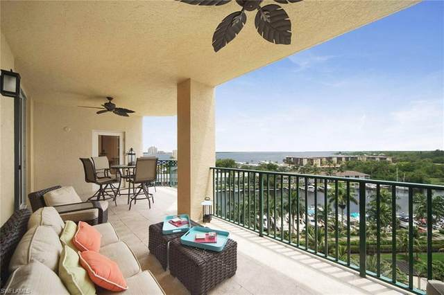 3414 Hancock Bridge Parkway #906, North Fort Myers, FL 33903 (MLS #220033007) :: Clausen Properties, Inc.