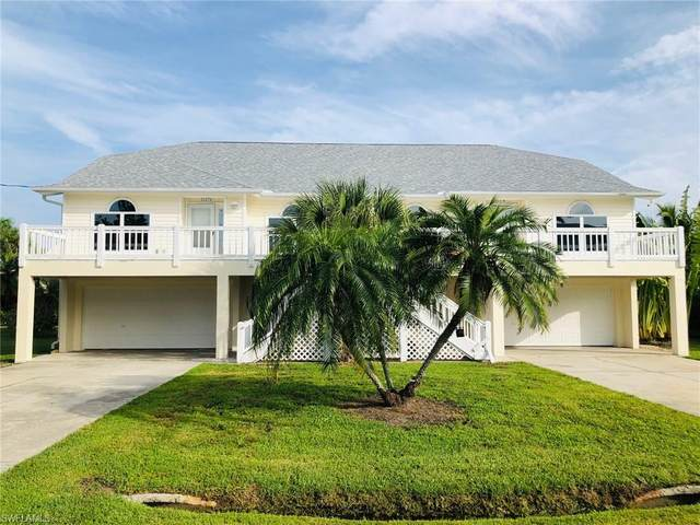 21570/576 Widgeon Terrace, Fort Myers Beach, FL 33931 (#220033224) :: The Dellatorè Real Estate Group