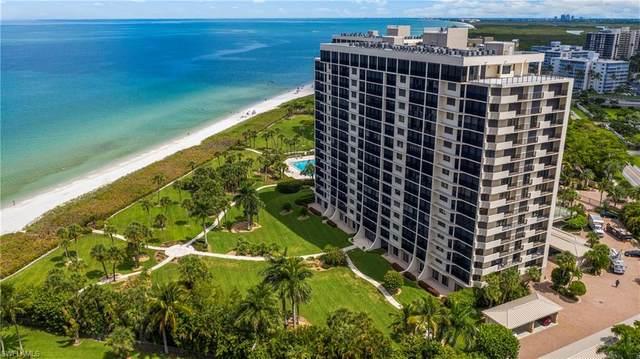 10851 Gulf Shore Drive #201, Naples, FL 34108 (#220039327) :: Jason Schiering, PA