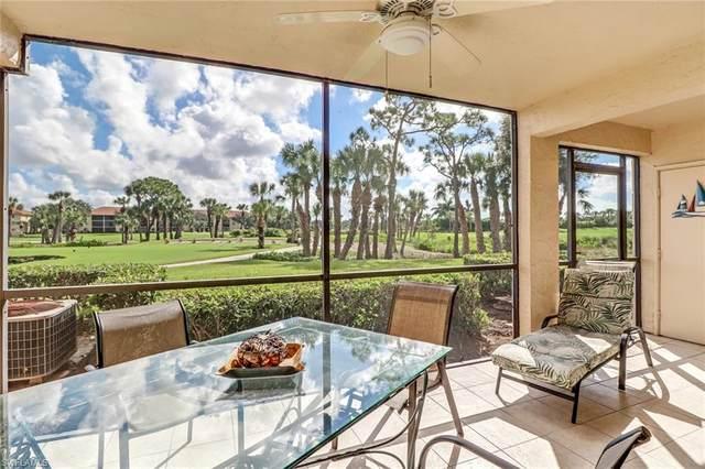 12170 Kelly Sands Way #705, Fort Myers, FL 33908 (MLS #220039331) :: BonitaFLProperties