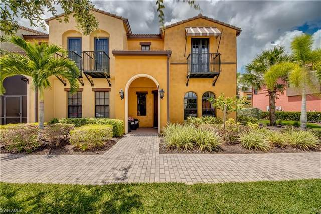 11834 Tulio Way #3506, Fort Myers, FL 33912 (#220041103) :: Jason Schiering, PA