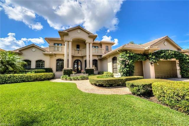 11371 Longwater Chase Court, Fort Myers, FL 33908 (#220042835) :: The Dellatorè Real Estate Group