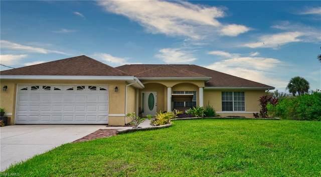 457 Greenbriar Boulevard, Lehigh Acres, FL 33972 (#220048732) :: Jason Schiering, PA