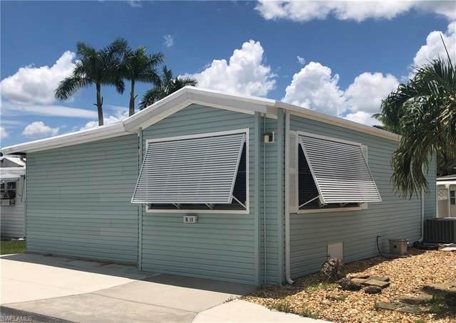 5053 White Sky Circle R19, Fort Myers, FL 33908 (MLS #220049003) :: Florida Homestar Team
