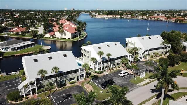 610 Victoria Drive A203, Cape Coral, FL 33904 (MLS #220050663) :: Florida Homestar Team