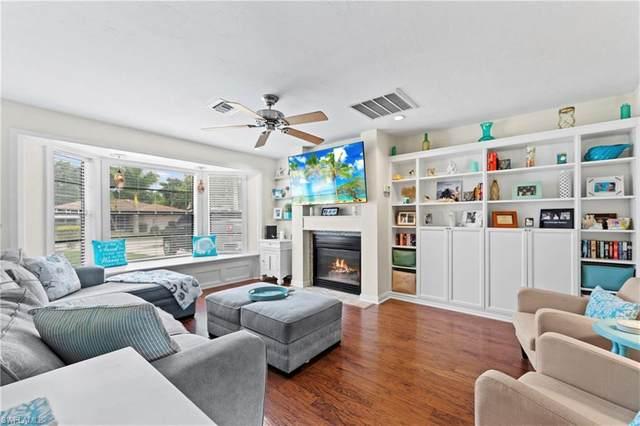 871 Entrada Drive S, Fort Myers, FL 33919 (#220056935) :: The Dellatorè Real Estate Group