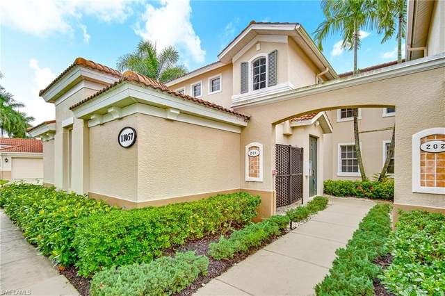 11057 Harbour Yacht Court #201, Fort Myers, FL 33908 (MLS #220057293) :: Kris Asquith's Diamond Coastal Group