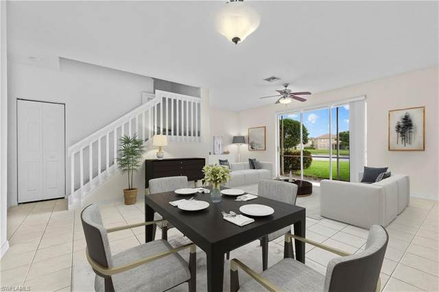 3352 Dandolo Circle, Cape Coral, FL 33909 (#220062043) :: The Dellatorè Real Estate Group