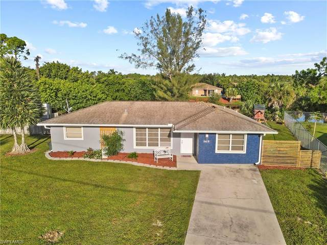 5419 25th Place SW, Naples, FL 34116 (MLS #220063620) :: Kris Asquith's Diamond Coastal Group