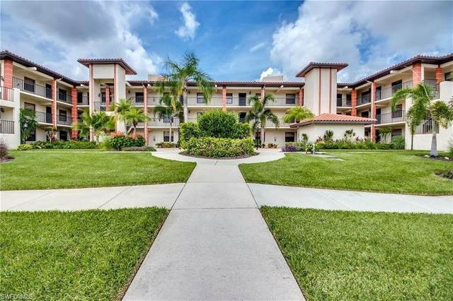 12661 Kelly Sands Way #109, Fort Myers, FL 33908 (MLS #220063694) :: Realty Group Of Southwest Florida