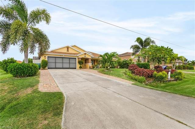 201 NE 17th Terrace, Cape Coral, FL 33909 (MLS #220068131) :: Clausen Properties, Inc.
