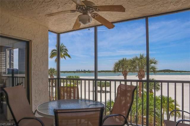 8350 Estero Boulevard #222, Fort Myers Beach, FL 33931 (MLS #220072793) :: Uptown Property Services