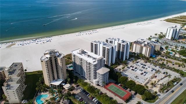 6620 Estero Boulevard #603, Fort Myers Beach, FL 33931 (#220074509) :: Vincent Napoleon Luxury Real Estate