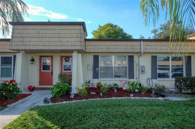 115 Gledhill Court, Fort Myers, FL 33919 (#221002638) :: The Michelle Thomas Team