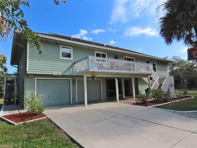5100 Sea Bell Road, Sanibel, FL 33957 (MLS #221003739) :: Kris Asquith's Diamond Coastal Group