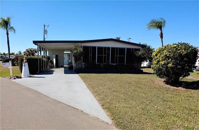 14664 Paul Revere Loop, North Fort Myers, FL 33917 (MLS #221006364) :: BonitaFLProperties