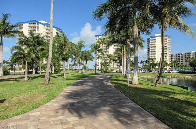 7360 Estero Boulevard #1102, Fort Myers Beach, FL 33931 (MLS #221007754) :: BonitaFLProperties