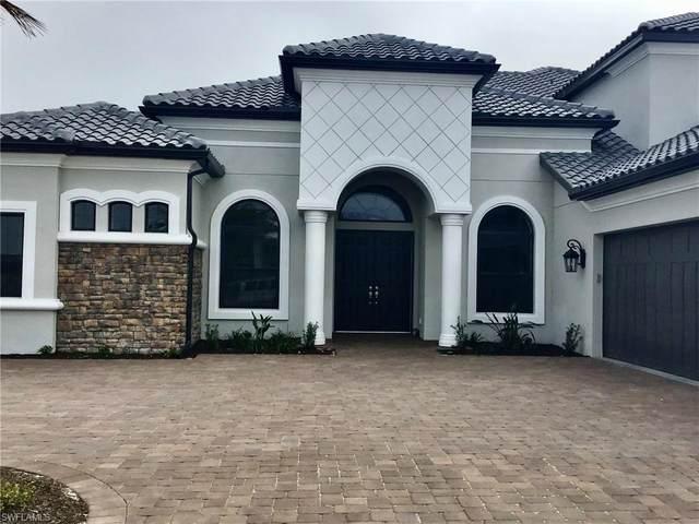 11360 N Canal Grande Drive NE, Fort Myers, FL 33913 (MLS #221009580) :: Domain Realty