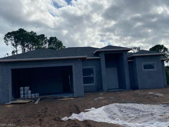 822 Porter Street E, Lehigh Acres, FL 33974 (#221009621) :: Vincent Napoleon Luxury Real Estate