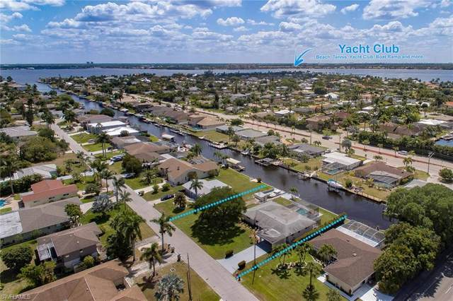 808 Miramar Court, Cape Coral, FL 33904 (MLS #221013227) :: Wentworth Realty Group