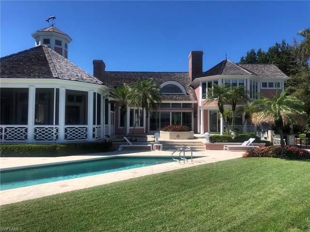 4305 Cutlass Lane, Naples, FL 34102 (#221014098) :: Vincent Napoleon Luxury Real Estate