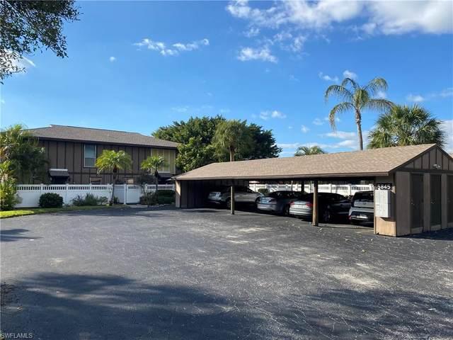 5845 Cape Island Drive #4, Fort Myers, FL 33919 (MLS #221015054) :: BonitaFLProperties