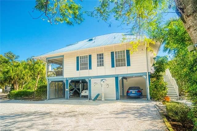557 N Yachtsman Drive, Sanibel, FL 33957 (MLS #221015846) :: NextHome Advisors