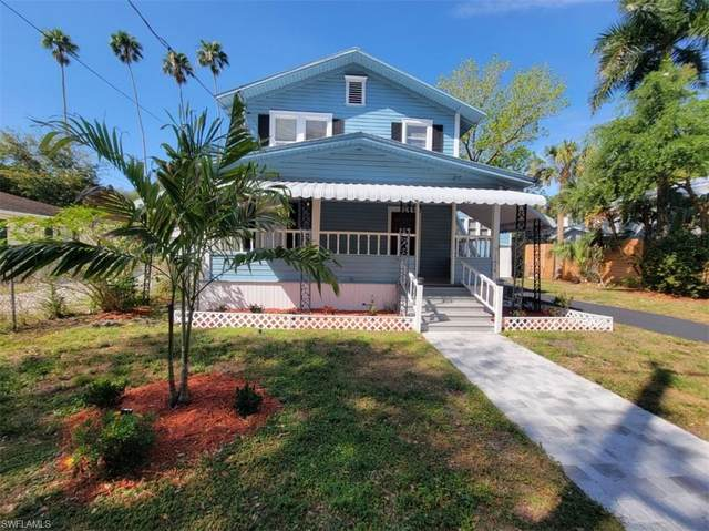 1634 Poinsettia Avenue, Fort Myers, FL 33901 (MLS #221019093) :: RE/MAX Realty Group