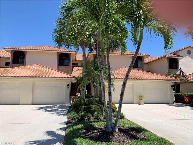 16531 Heron Coach Way #706, Fort Myers, FL 33908 (MLS #221022845) :: Medway Realty