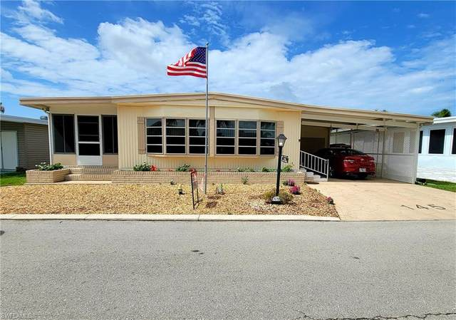 145 Nicklaus Boulevard, North Fort Myers, FL 33903 (MLS #221034675) :: Realty World J. Pavich Real Estate