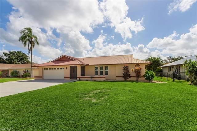 7219 Reymoor Drive, North Fort Myers, FL 33917 (MLS #221038108) :: Florida Homestar Team