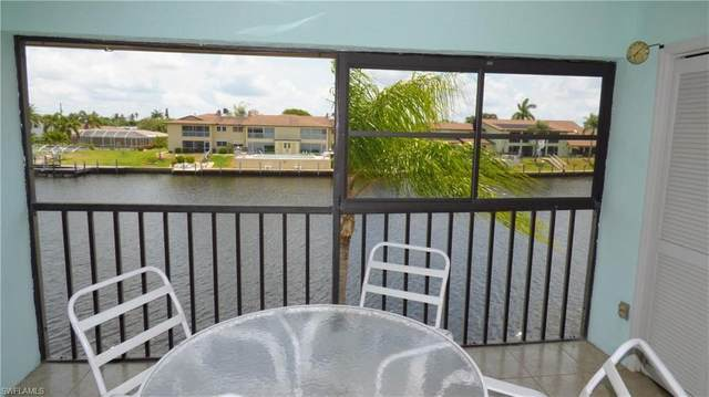 3631 SE 10th Avenue #202, Cape Coral, FL 33904 (MLS #221040169) :: Realty World J. Pavich Real Estate
