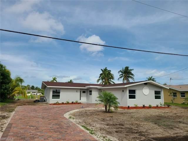 5228 Tower Drive, Cape Coral, FL 33904 (MLS #221041821) :: Crimaldi and Associates, LLC