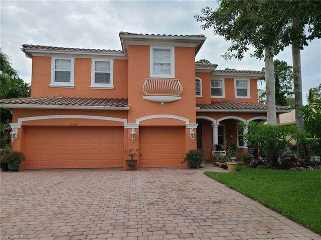 2144 Par Drive, Naples, FL 34120 (MLS #221041936) :: Crimaldi and Associates, LLC