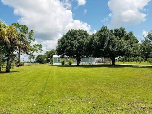8722 County Road 78, FORT DENAUD, FL 33935 (#221053315) :: Southwest Florida R.E. Group Inc