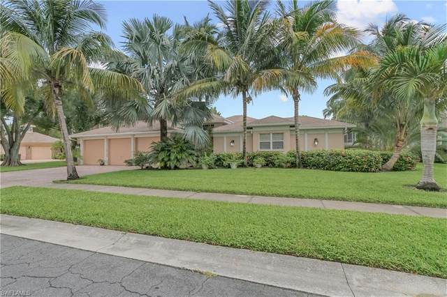 62 Timberland Circle S, Fort Myers, FL 33919 (MLS #221056946) :: Team Swanbeck